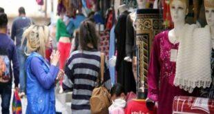 أسعار الألبسة ترتفع 50 بالمئة خلال شهرين