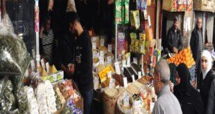 صناعي يحذر من جفاف للمواد الغذائية في الاسواق