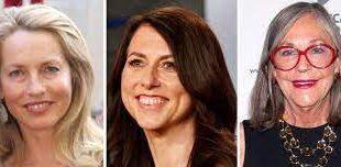 أغنى سيدات العالم في 2021