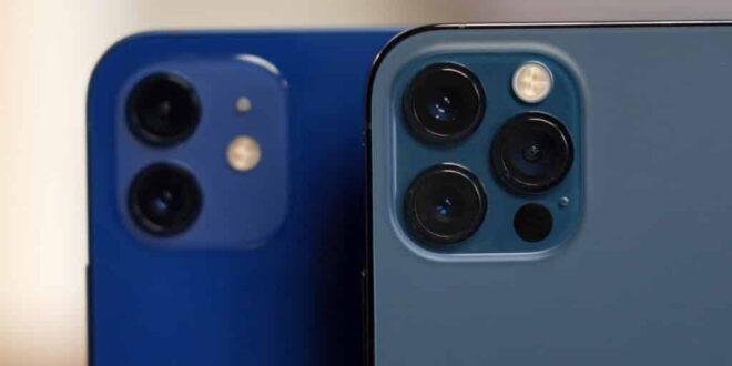 هواتف آيفون لعام 2022 تأتي بكاميرا بدقة 48 ميجابكسل
