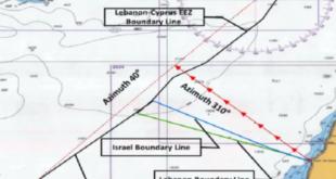 """إسرائيل ترسم """"خريطة جديدة"""" للمتوسط"""