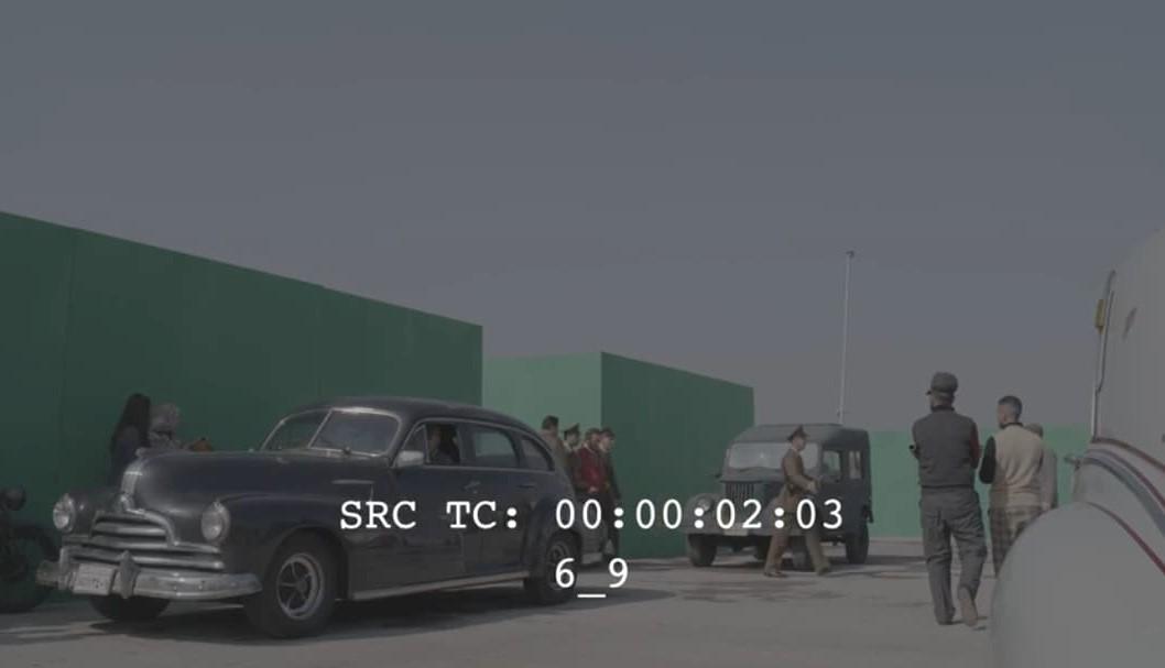لأول مرة في الدراما السورية