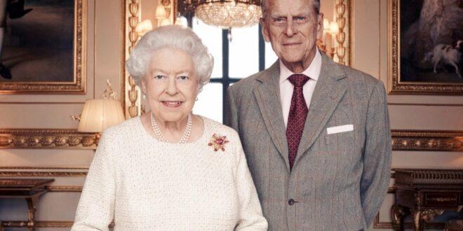 وفاة الأمير فيليب زوج الملكة إليزابيث الثانية