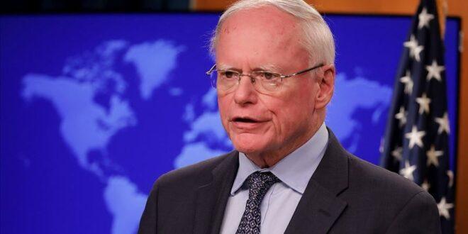 """جيمس جيفري: لا أرى حلاً قريباً ل """"الأزمة السورية"""""""