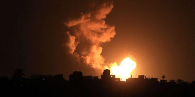 إطلاق عدة صواريخ من جنوبي لبنان على مواقع إسرائيلية
