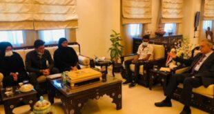 الرئيس الأسد يوجه بمساعدة عائلة الناخب السوري الشهيد في لبنان