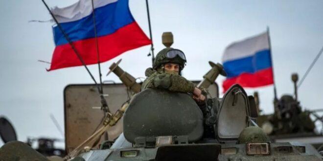 روسيا ترد على الولايات المتحدة بأن القوات الروسية