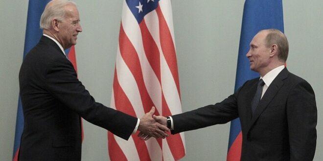 الكرملين يعلن موعد ومكان عقد قمة بوتين - بايدن.. بشكل رسمي