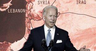 """رسالة إلى إدارة """"بايدن"""" حول سوريا"""