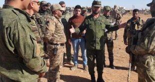 تعزيزات عسكرية تصل بادية الرقة يقودها العميد سهيل الحسن