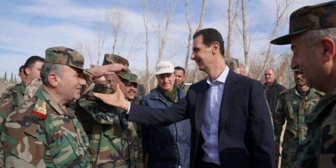 """""""الخزانة الأمريكية"""" تزيل اسم ضابط سوري من قائمة العقوبات"""