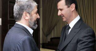 """عبد الباري عطوان: لماذا فتح الأسد الباب على مِصراعيه أمام عودة """"حماس""""؟"""