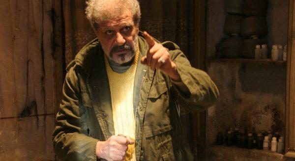 مشهد خالد تاجا الأخير قبيل وفاته