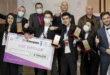 """طلاب سوريون يتأهلون إلى """"نوبل الطلاب"""" في لندن بعد تحويل الخرنوب إلى شوكولاتة"""