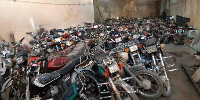 رفع مخصصات الدراجات النارية من البنزين