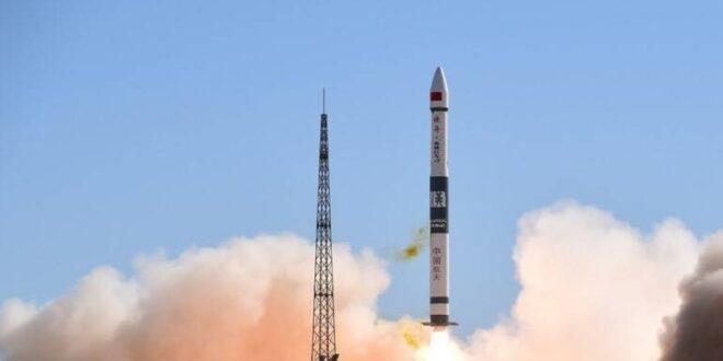 صاروخ صيني «خارج عن السيطرة» يهدد الأرض!