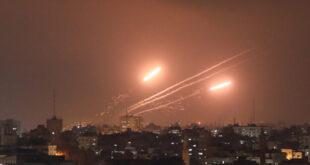 صاروخ يجبر طائرة إسرائيلية على تغيير مسارها وأحد ركابها صور المشهد.. شاهد!