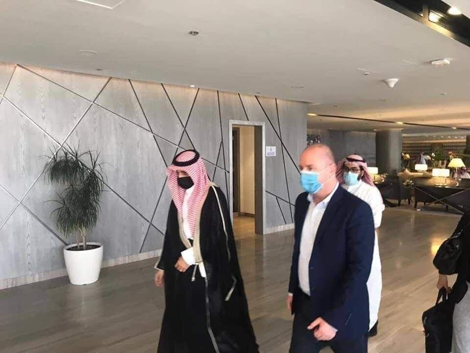 وزير سوري يصل الى الرياض للمرة الأولى منذ 10 سنوات