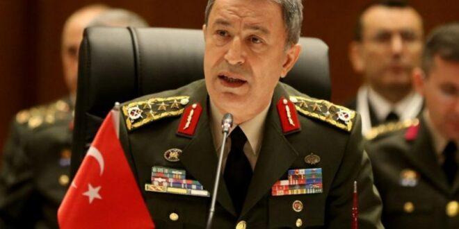 مقتل ضابط تركي في سوريا ووزير الدفاع يتوعد بالانتقام