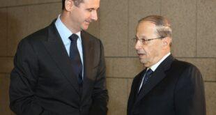 الأسد مهنئاً عون بالتحرير :تضحياتكم منارة يهتدي بها كل مقاوم