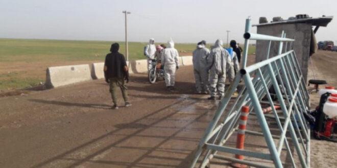 قسد تعيد فتح معابرها مع مناطق الحكومة السورية