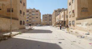 ثلث المقاسم السكنية في ريف دمشق فارغة
