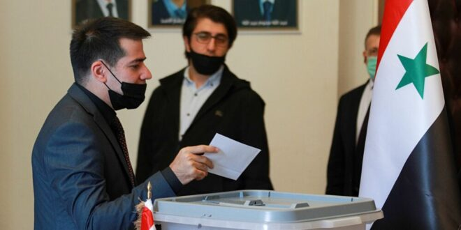 روسيا تشكل وفداً لمراقبة الانتخابات الرئاسية السورية