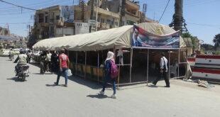 رغم المنع والحصار الأمريكي... الشرق السوري يشارك في الانتخابات الرئاسية