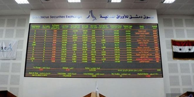 ألفا كابيتال.. أول شركة سورية تقدم خدمة التداول