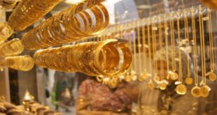 غرام الذهب يرتفع إلى 160 ألف