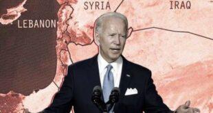 """بايدن اختار """"سوريا البديلة"""""""
