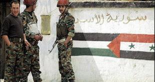 """شهداء بصفوف """"الأمن العسكري"""" بهجوم مسلح في درعا"""