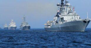 إسرائيل: الأسطول الروسي يحمي السفن الإيرانية المتجهة الى سوريا