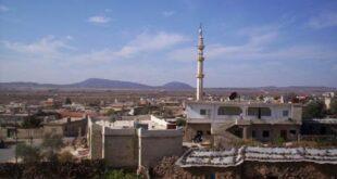 """مفاوضات بين السلطات السورية ووجهاء بلدة """"أم باطنة"""" بريف القنيطرة لتحديد مصير البلدة"""