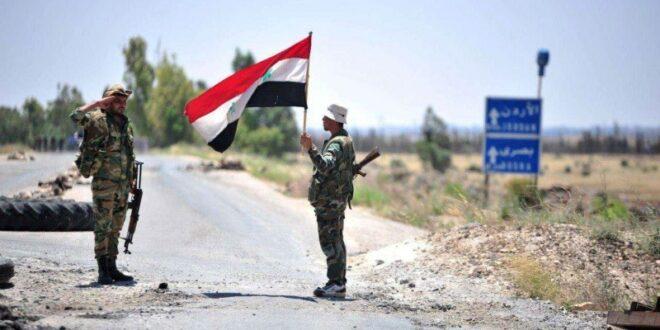 استشهاد ضابط وخمسة عناصر في درعا خلال يومين