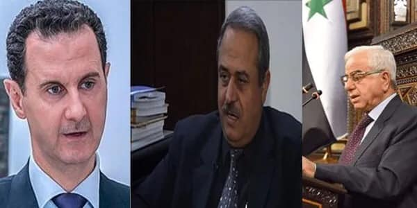 من هما المرشحان اللذان ينافسان الأسد في انتخابات الرئاسة السورية؟