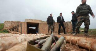 اغتيال قائد عسكري سابق في المعارضة جنوب سوريا