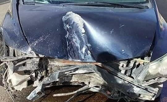 وائل رمضان يتعرض لحادث سير مروع