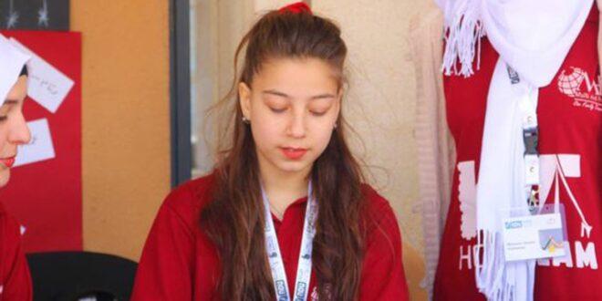 وفاة الشابة السورية آمنة اللباد الرائدة في صناعة الروبوتات