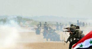 استشهاد وإصابة عدد من الجنود السوريين