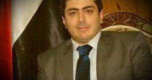وفاة الدكتور عفيف دلا.. رئيس اتحاد شبيبة الثورة في سوريا بحادث أليم