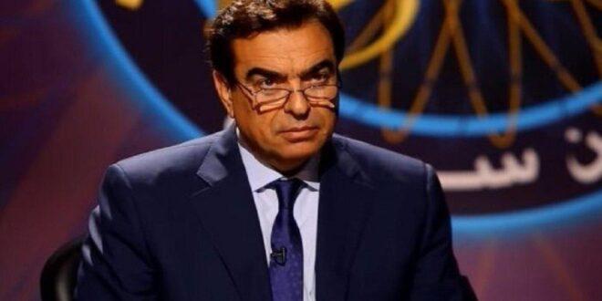 جورج قرداحي يطالب وزير خارجية بلاده