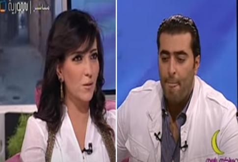 من مذكرات التلفزيون : ماذا فعلت أمل عرفة وباسم ياخور