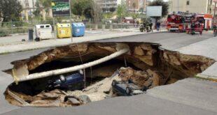 حادث مرعب في ايطاليا
