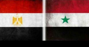 مصر تعلق على الانتخابات الرئاسية في سوريا