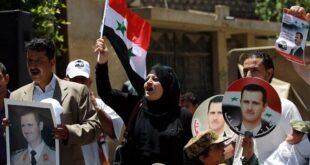 هذا ما قاله أهالي دوما عن اقتراع الرئيس الاسد في مدينتهم