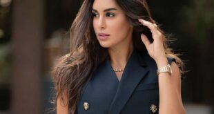 ياسمين صبري من قصرها الزوجي الفخم
