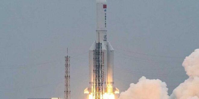 تحطم الصاروخ الصيني بعد 10 أيام من الرعب.. هذا مكان سقوطه!