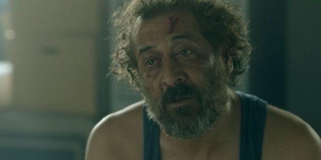 عبد المنعم عمايري يبكي خلال لقاء تلفزيوني