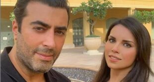 رنا الحريري لزوجها باسم ياخور